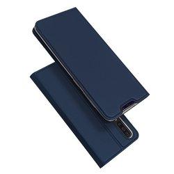 Husa Samsung Galaxy A70 Dux Ducis Flip Stand Book - Albastru