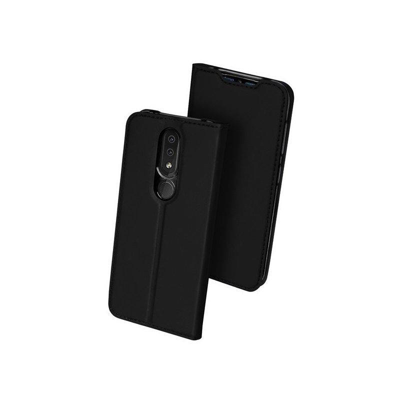 Husa Nokia 4.2 Dux Ducis Flip Stand Book - Negru