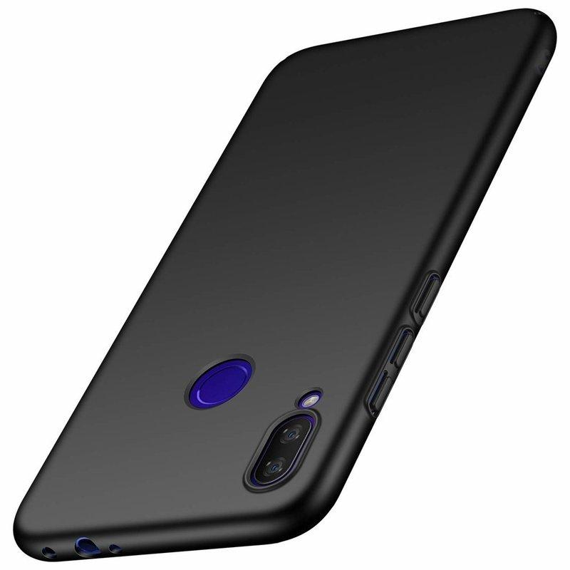 Husa Xiaomi Redmi Note 7 MSVII Ultraslim Back Cover - Black