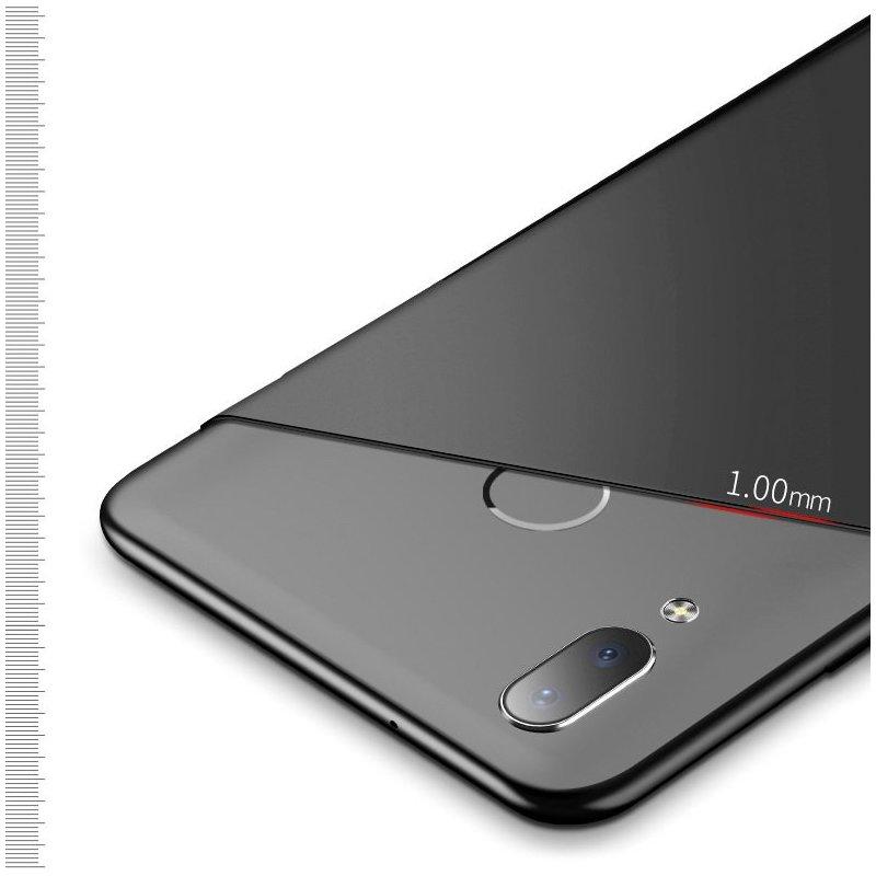 Husa Huawei P20 Lite MSVII Ultraslim Back Cover - Black