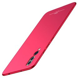 Husa Huawei P20 Pro MSVII Ultraslim Back Cover - Red