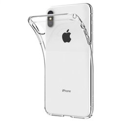 Bumper iPhone XS Max Spigen Liquid Crystal - Clear