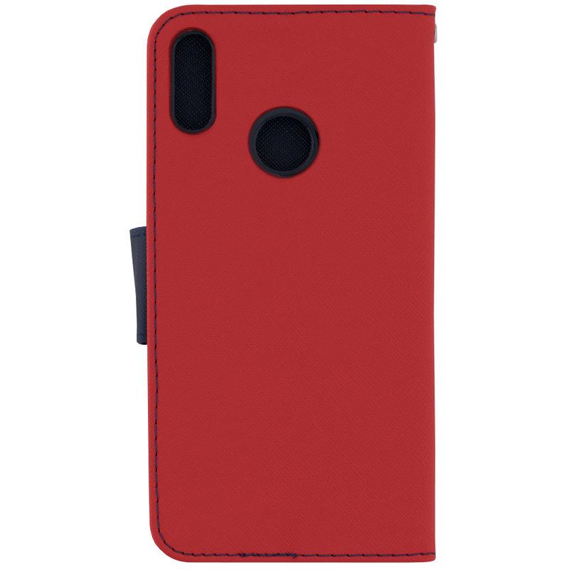 Husa Huawei Y7 2019 Flip Rosu MyFancy