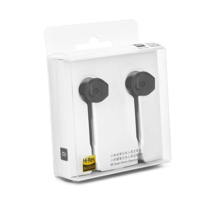 Casti In-Ear Cu Microfon Xiaomi Mi Dual Driver - Black