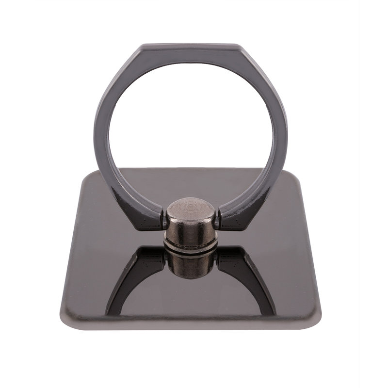 Suport Telefon/Tableta iRing Stand Metal - Negru