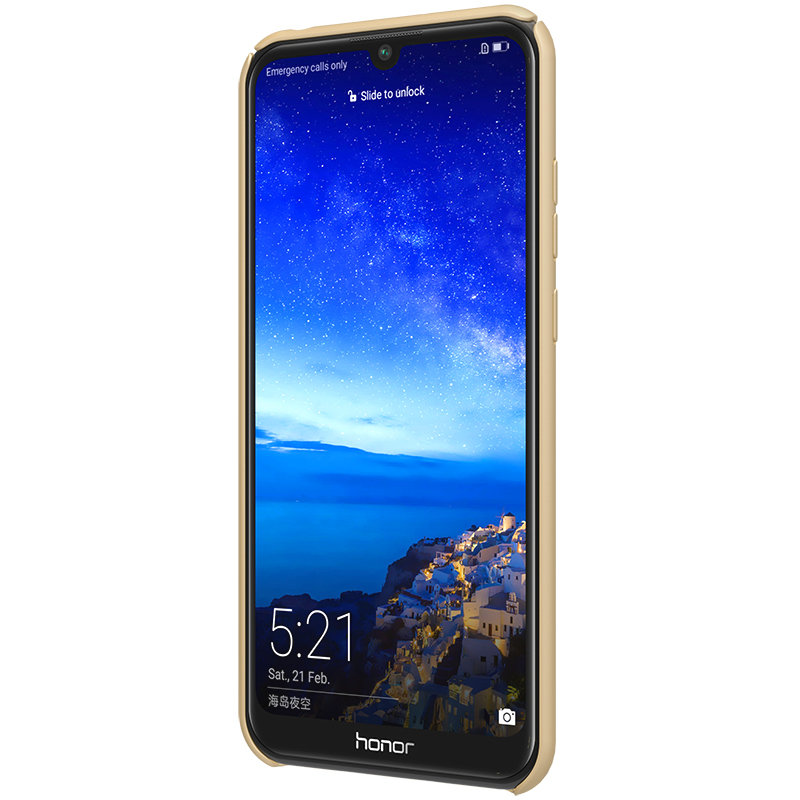 Husa Huawei Y6 2019 Nillkin Frosted Gold
