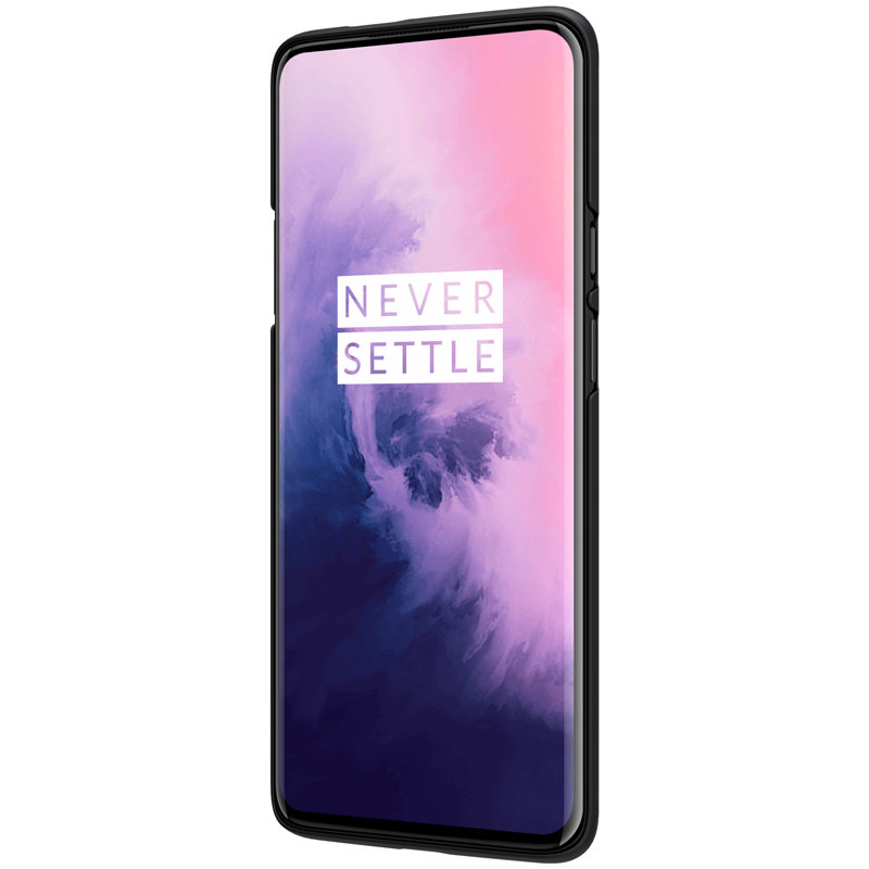 Husa OnePlus 7 Pro Nillkin Frosted Black