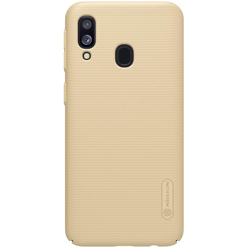 Husa Samsung Galaxy A40 Nillkin Frosted Gold