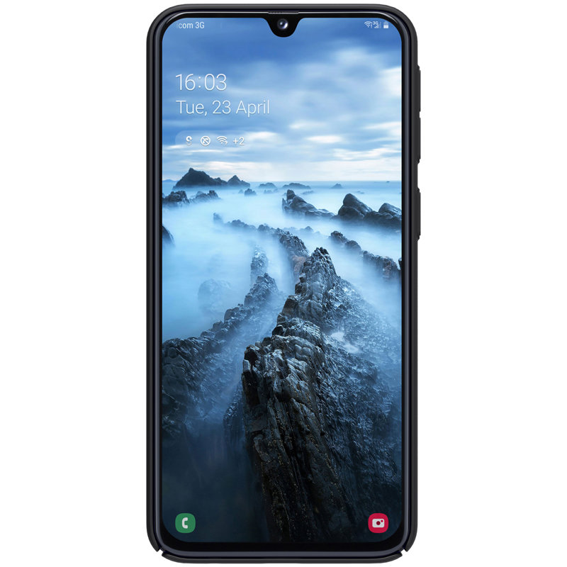 Husa Samsung Galaxy A40 Nillkin Frosted Black