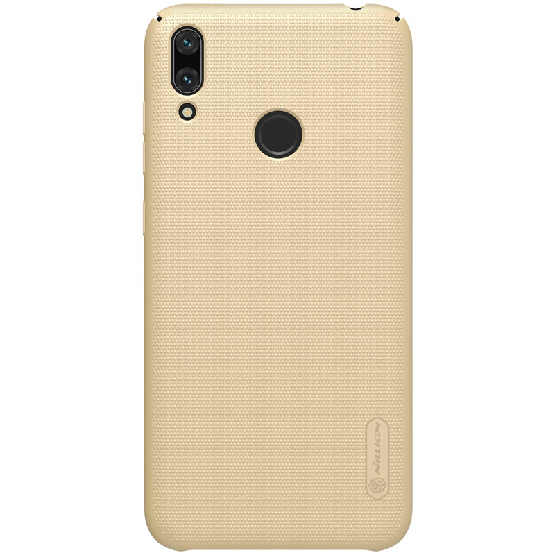 Husa Huawei Y7 2019 Nillkin Frosted Gold