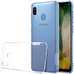 Husa Samsung Galaxy A30 Nillkin Nature UltraSlim Transparent