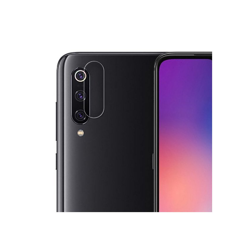 Sticla Camera Xiaomi Mi 9, Geam Protectie Wozinsky - Clear