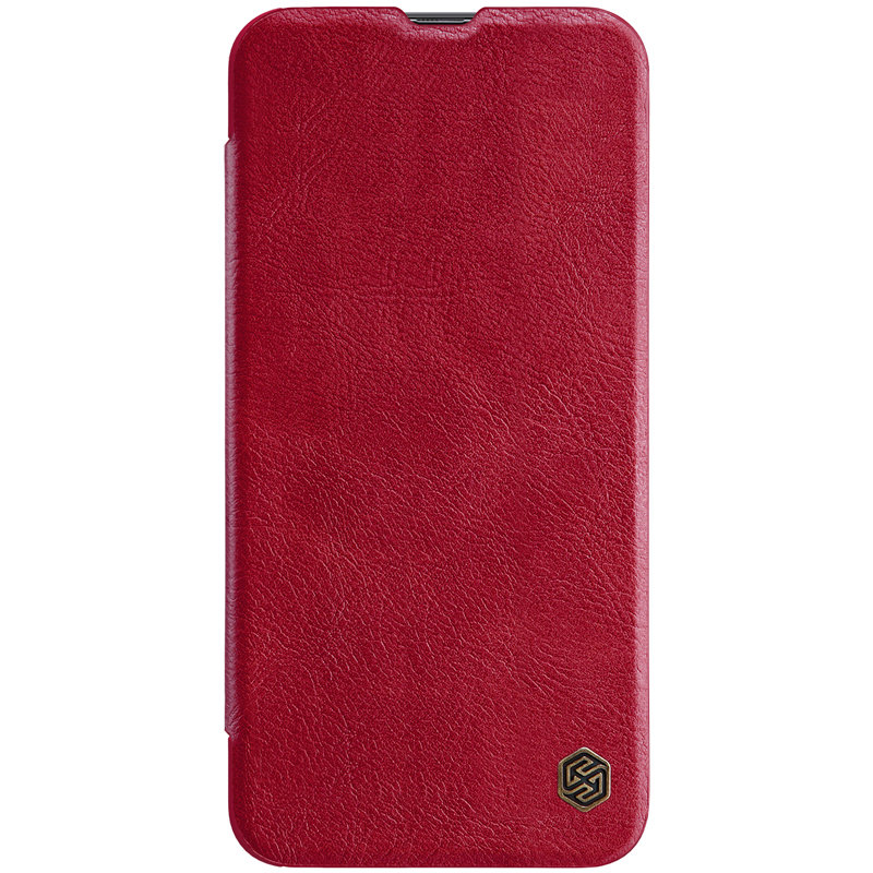 Husa Samsung Galaxy A40 Flip Nillkin QIN Rosu