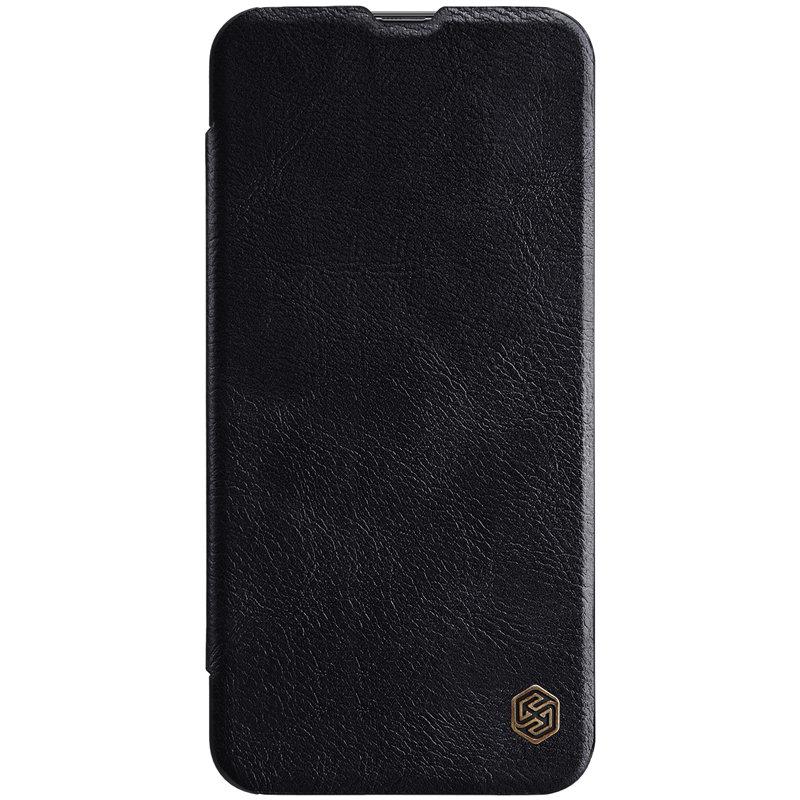 Husa Samsung Galaxy A40 Flip Nillkin QIN Negru