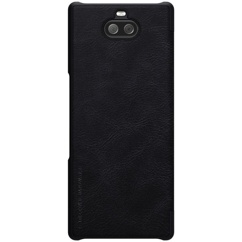 Husa Sony Xperia 10 Flip Nillkin QIN Negru