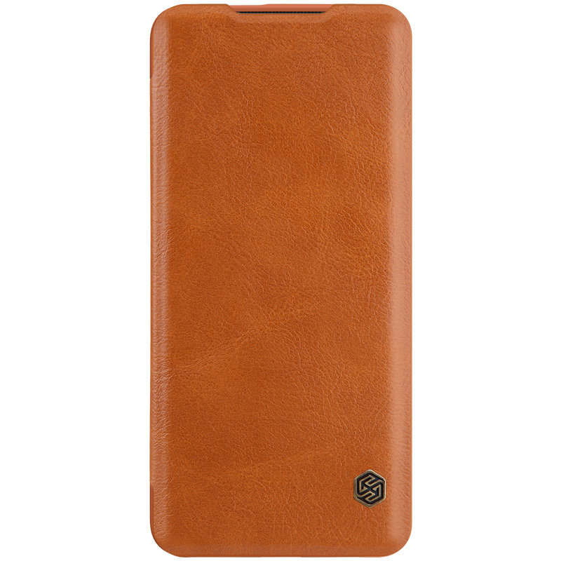Husa OnePlus 7 Pro Flip Nillkin QIN Maro
