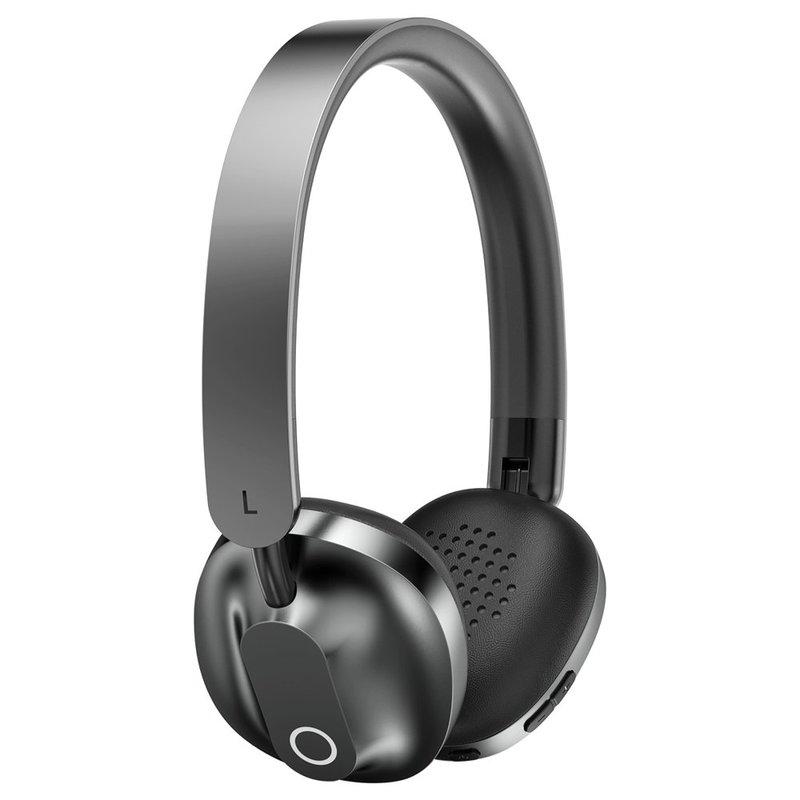 Casti De Telefon On-Ear Bluetooth Cu Microfon Baseus Encok D01 - Negru
