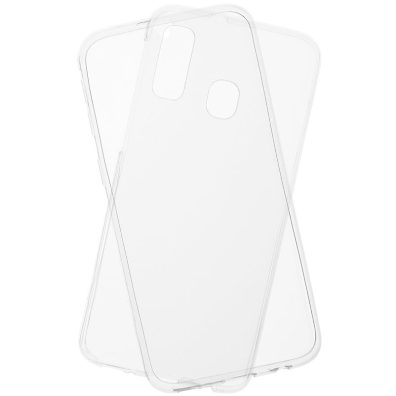 Husa Samsung Galaxy A40 TPU UltraSlim 360 Transparent