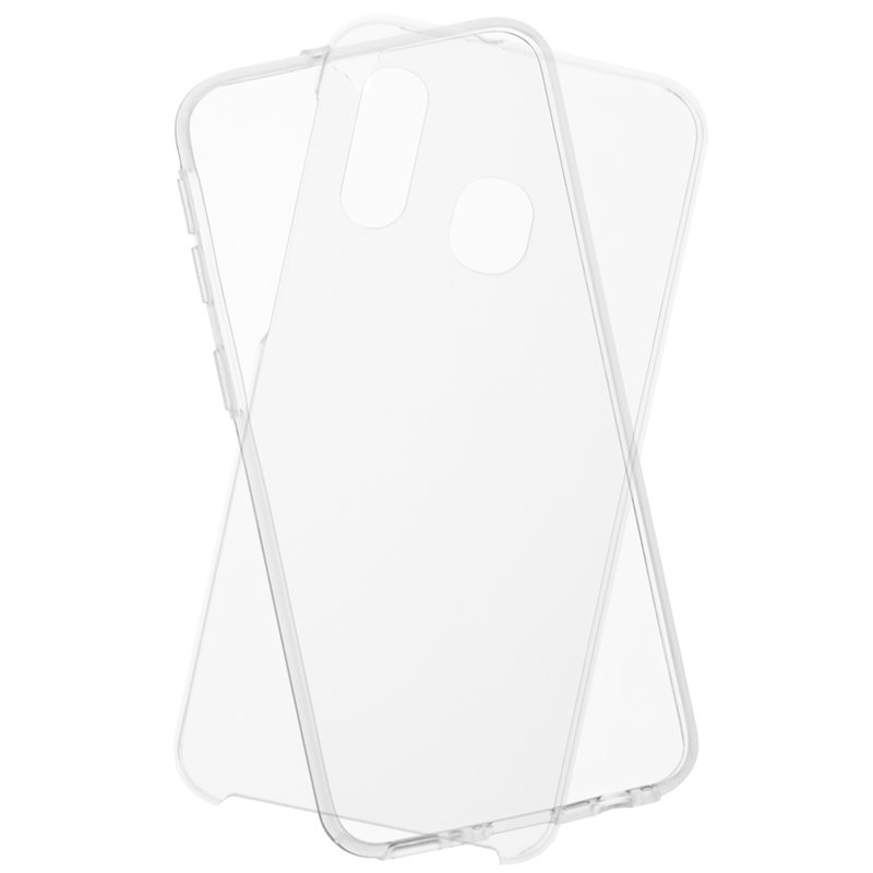 Husa Samsung Galaxy A40 FullCover 360 - Transparent