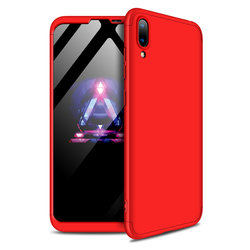 Husa Huawei Y7 Pro 2019 GKK 360 Full Cover Rosu