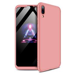 Husa Huawei Y7 Pro 2019 GKK 360 Full Cover Roz
