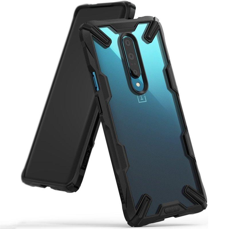 Husa OnePlus 7 Pro Ringke Fusion X - Black