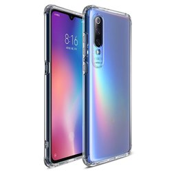Husa Samsung Galaxy S9 MSVII Ultraslim Airbag Cover - Transparent