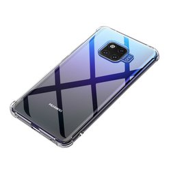 Husa Huawei Mate 20 Pro MSVII Ultraslim Airbag Cover - Transparent