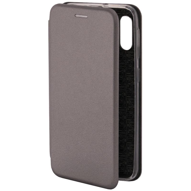 Husa Huawei P Smart Z Flip Magnet Book Type - Grey