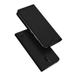 Husa Nokia 1 Plus Dux Ducis Flip Stand Book - Negru