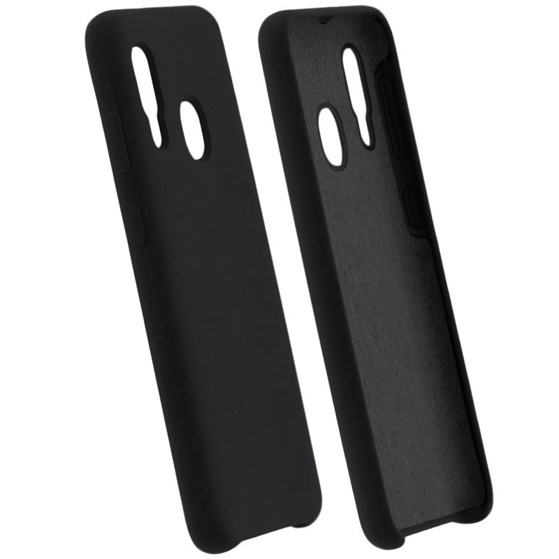 Husa Samsung Galaxy A20e Silicon Soft Touch - Negru