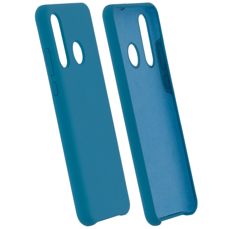 Husa Huawei P30 Lite Silicon Soft Touch - Albastru