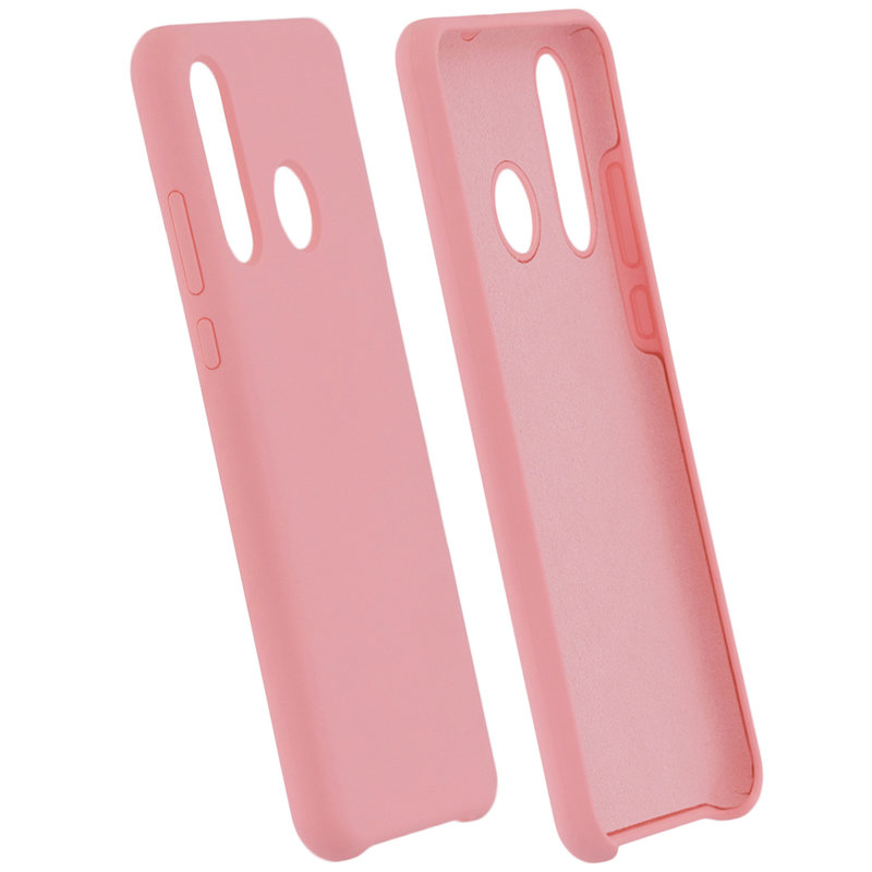 Husa Huawei P30 Lite Silicon Soft Touch - Roz