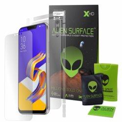 Folie 360° ASUS Zenfone 5z ZS620KL Alien Surface XHD, Ecran, Spate, Laterale - Clear