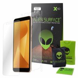 Folie 360° Asus Zenfone Max Plus (M1) ZB570TL Alien Surface XHD, Ecran, Spate, Laterale - Clear