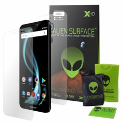 Folie 360° Allview X4 Soul Infinity L Alien Surface XHD, Ecran, Spate, Laterale - Clear
