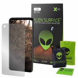 Folie Regenerabila Motorola One Vision Alien Surface XHD, Case Friendly - Clear