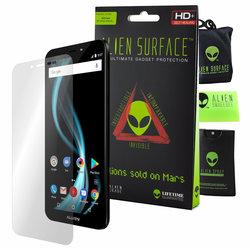 Folie Regenerabila Allview X4 Soul Infinity Z Alien Surface XHD, Case Friendly - Clear