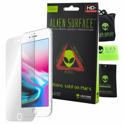 Folie Regenerabila iPhone 7 Alien Surface XHD, Full Face - Clear
