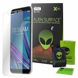 Folie Regenerabila Asus Zenfone Max Pro (M1) ZB601KL Alien Surface XHD, Full Face - Clear