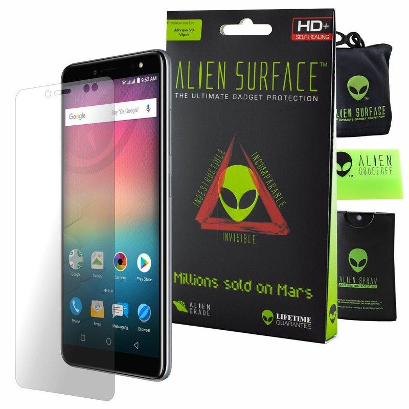 Folie Regenerabila Allview V3 Viper Alien Surface XHD, Full Face - Clear