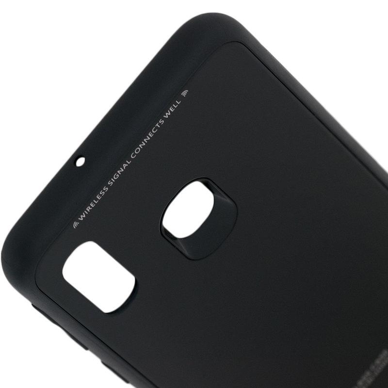 Husa Samsung Galaxy A20e Glass Series - Negru
