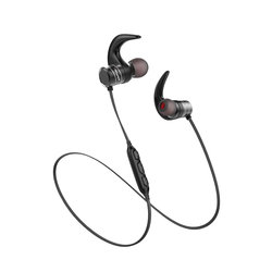 Casti In-Ear Bluetooth Cu Microfon Awei AK1 - Black