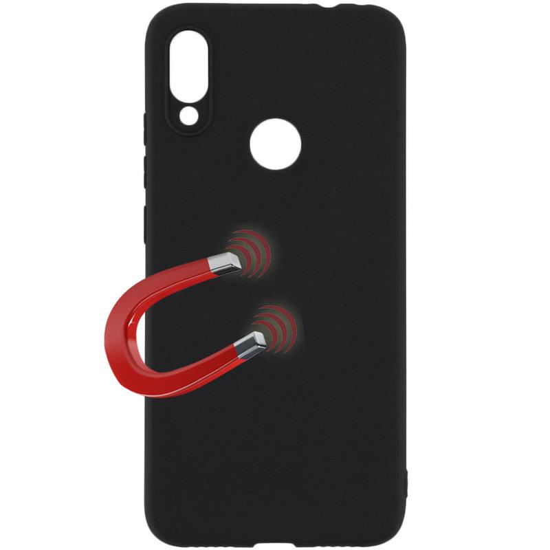 Husa Xiaomi Redmi Note 7 Soft Magnet TPU - Negru