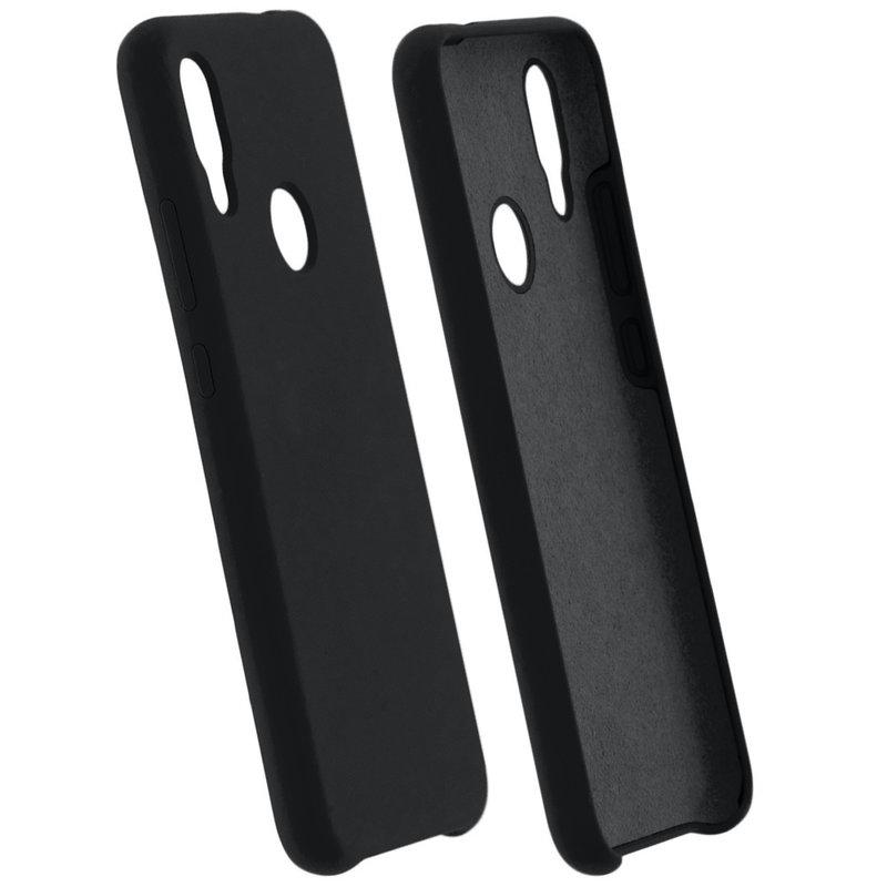 Husa Xiaomi Redmi Note 7 Silicon Soft Touch - Negru