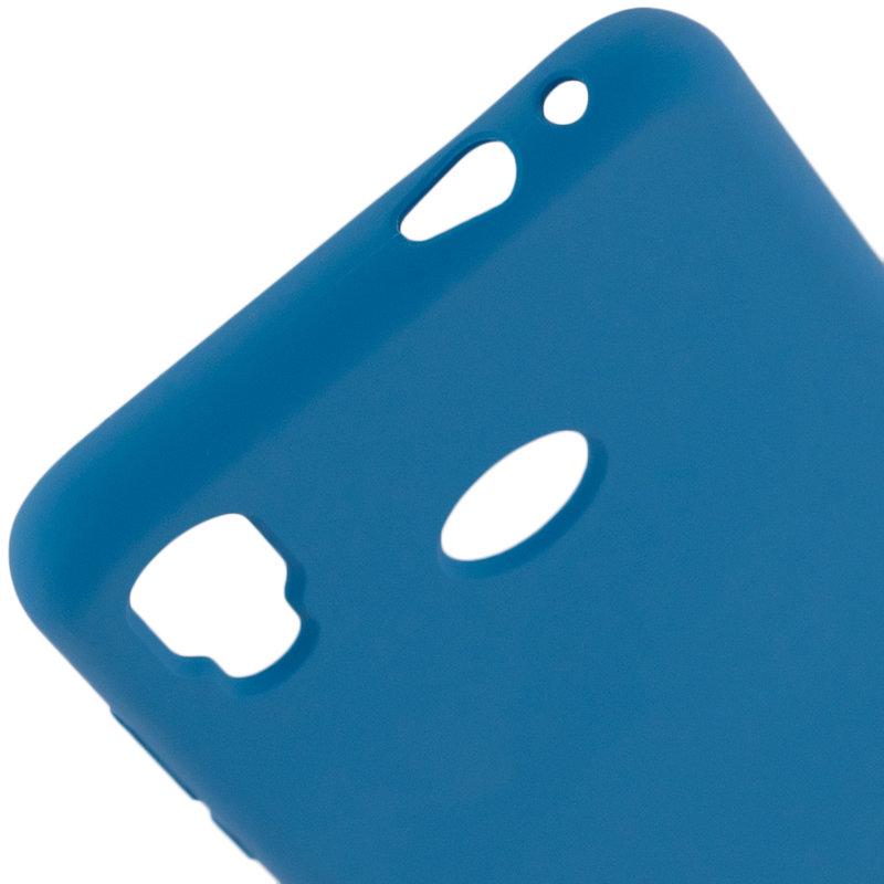 Husa Xiaomi Redmi Note 7 Silicon Soft Touch - Albastru