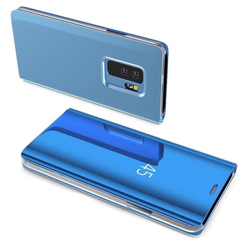 Husa Xiaomi Mi 9T Flip Standing Cover - Blue