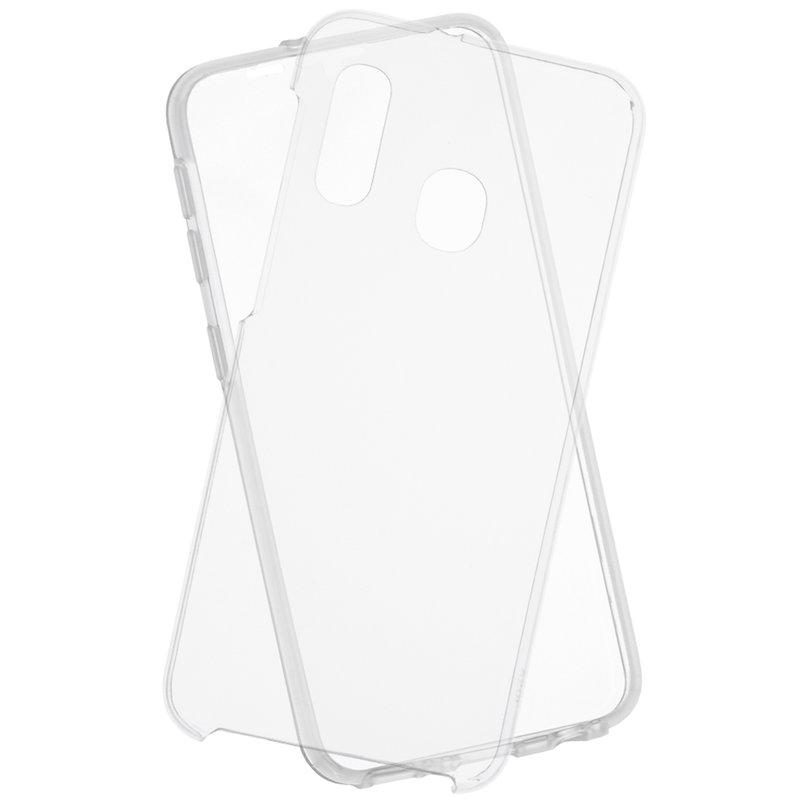 Husa Samsung Galaxy A20e FullCover 360 - Transparent