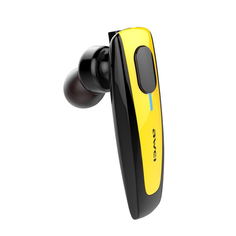 Casca Bluetooth Awei N3 Multipoint - Yellow