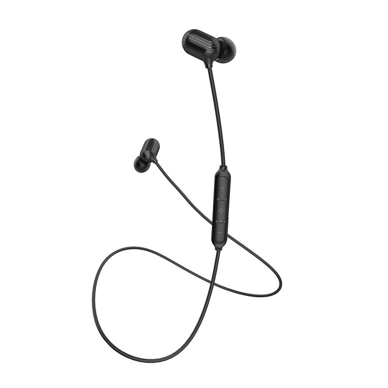 Casti In-Ear Wireless cu Microfon UiiSii BT119 Waterproof - Black